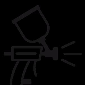 Icon Lackierung